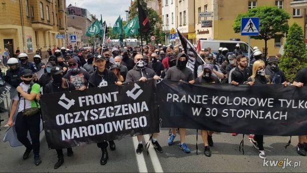 Katowice miastem czystości i hydraulizmu!