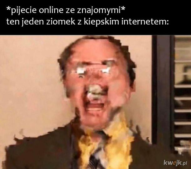 Kiepski internet