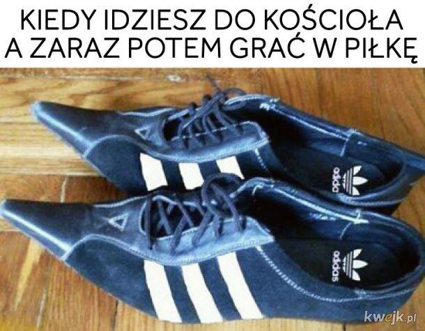 Uniwersalne buty