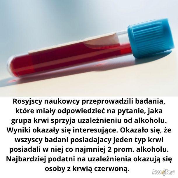 Krew nie woda. W razie czego nie wlejesz do spryskiwacza.