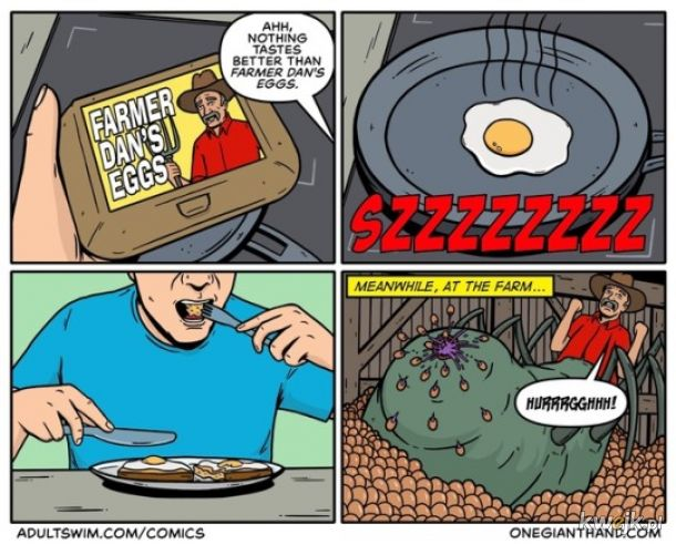 Pyszne jajka