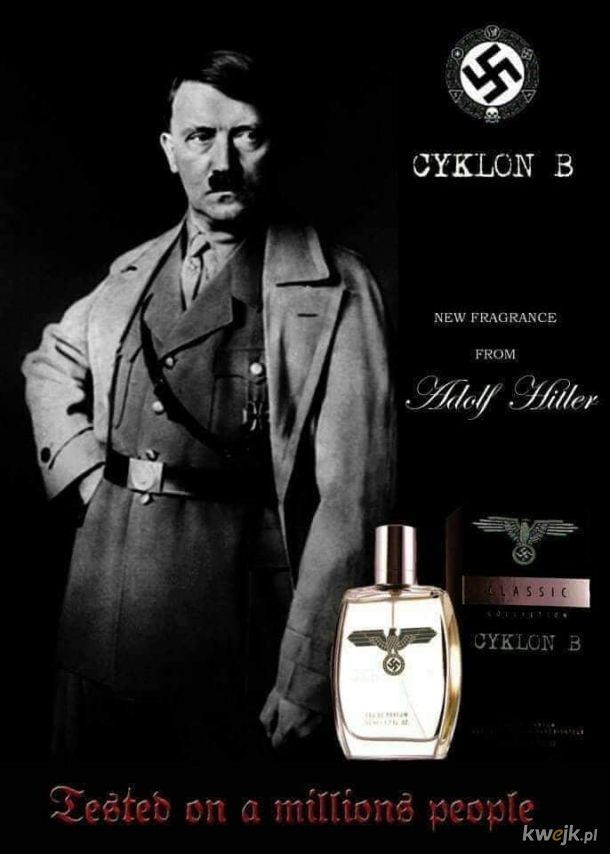 Klasyczny perfum