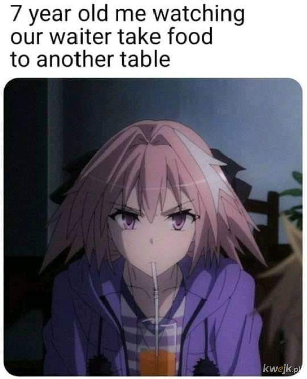 MÓJ pan kelner