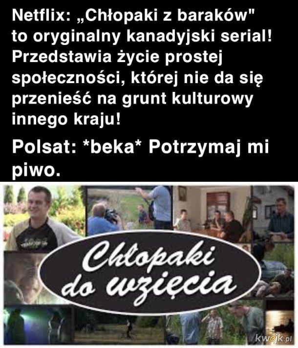 Co jest kurde, to jest Polska kurde