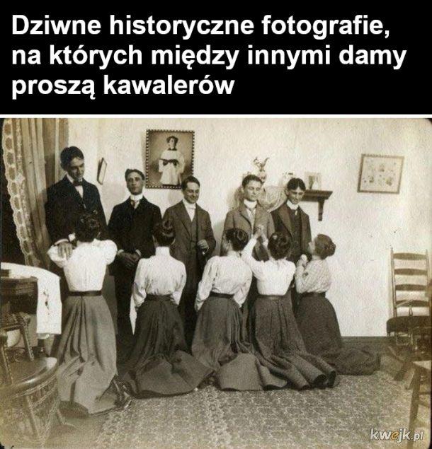 Fotografie mniej lub bardziej historyczne