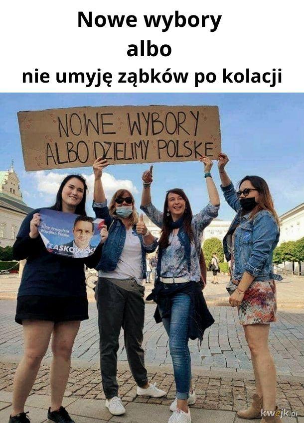 Polske. Nie Polskę. Polske.