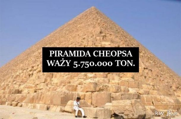 17 rzeczy, których pewnie nie wiedziałeś o egipskich piramidach w Gizie