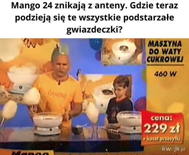 RIP Mango