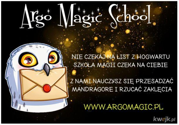 ARGO MAGIC SCHOOL