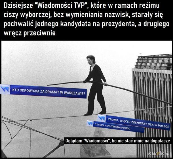 Cisza wyborcza w TVP