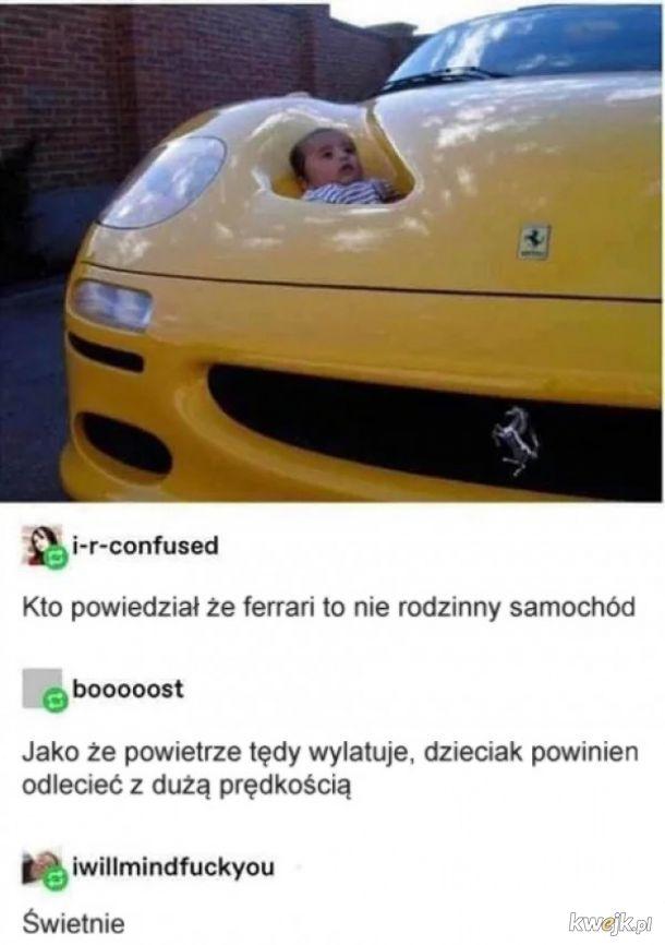 Rodzinny samochód