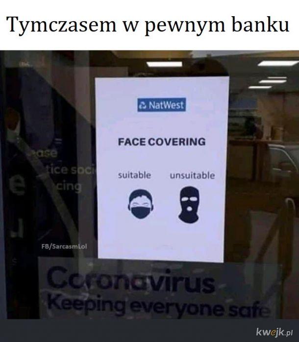 Bank po przejściach