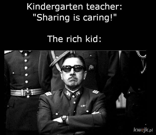 Jestem w przedszkolu, więc mam memy z pszedszkola