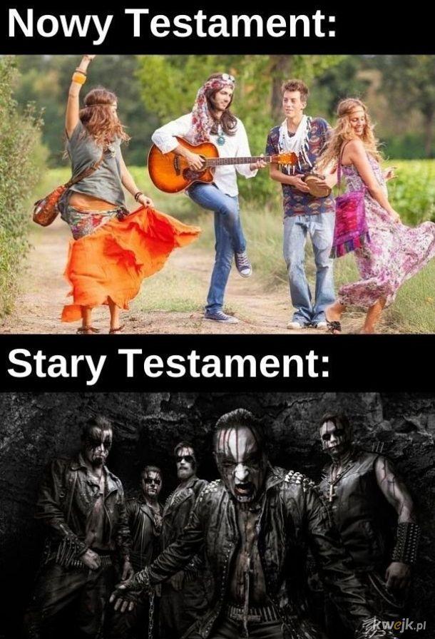 Porównanie pisma św