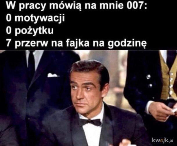 Jestem 007!