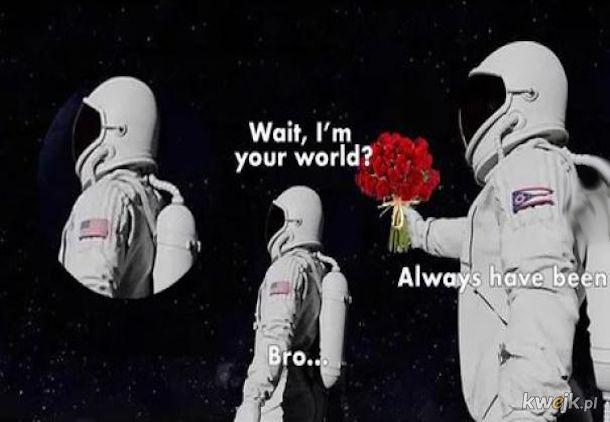 Razem w kosmosie