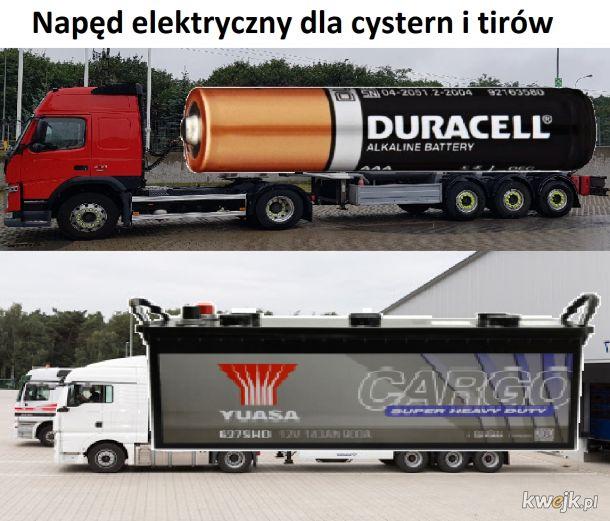 Napęd elektryczny