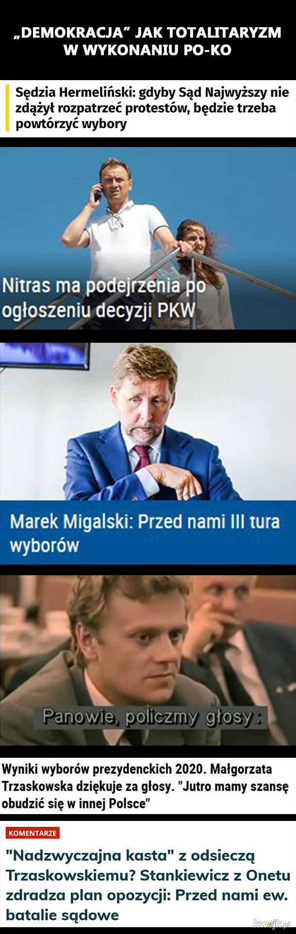 TOTALITARZM PO - KO