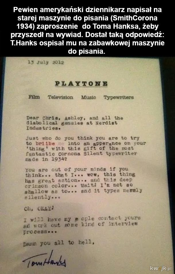 Play tone - pełna profeska