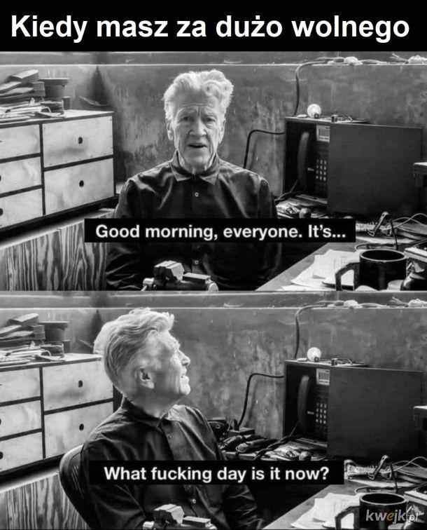 Szczęśliwi dni nie liczą