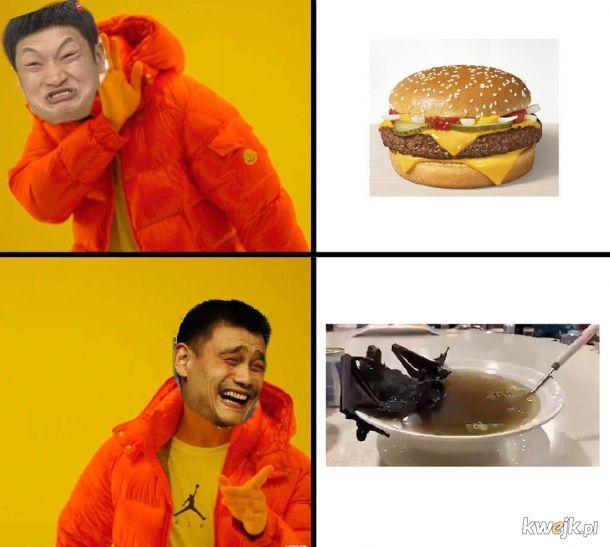 Zupa z nietoperza