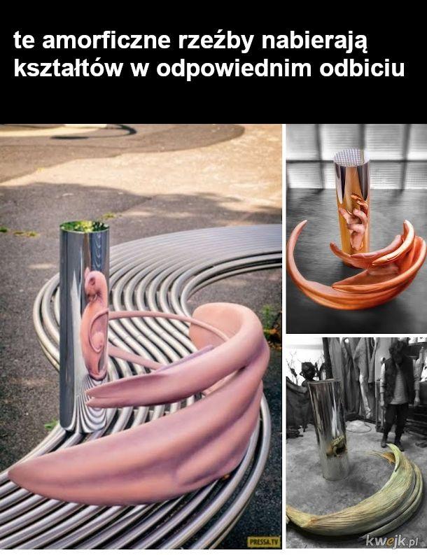Sztuka bardzo nowoczesna i fajna