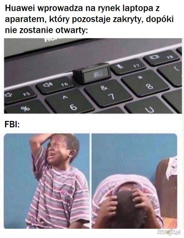 Koszmar każdego agenta FBI