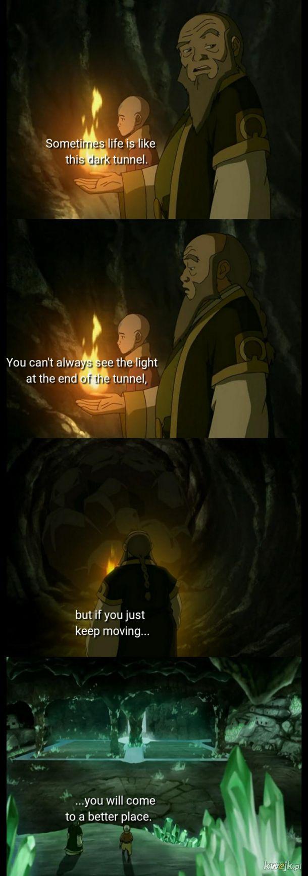 Iroh wisdom