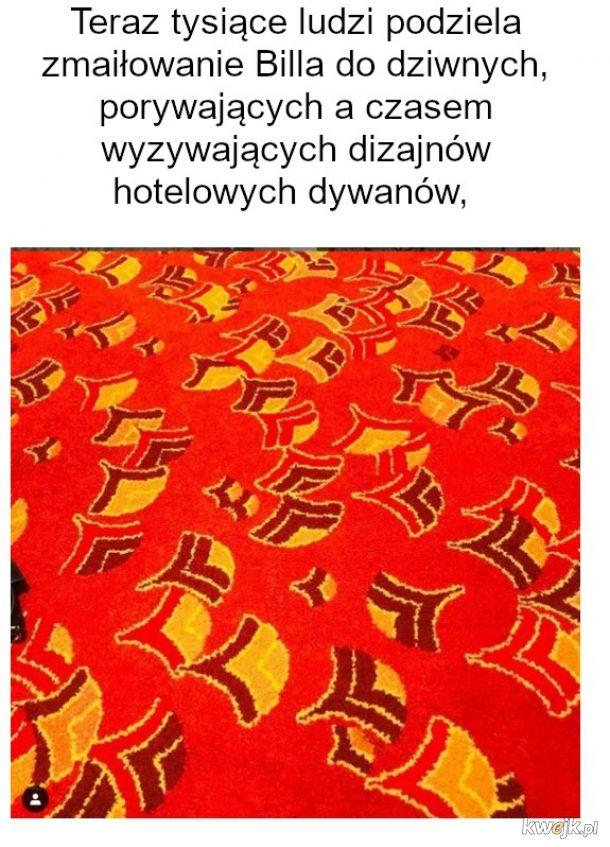Najnudniejszy Instagram na świecie zebrał 400 tys subów: typek fotografuje dywany w hotelach, obrazek 8
