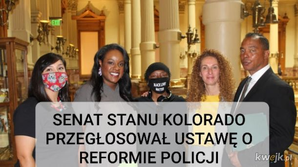 Reforma policji w USA odc. 2