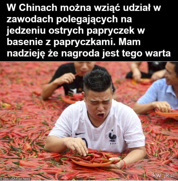 Chiny, to taka trochę druga Rosja, czyli stan umysłu