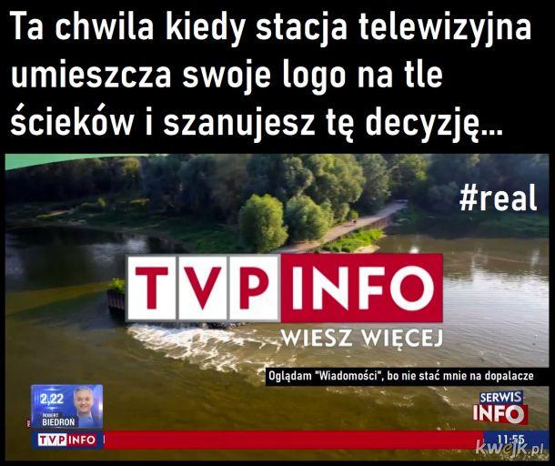 Nie zdarza się to często, ale tym razem naprawdę szanujemy TVP Info za poziom samokrytyki....