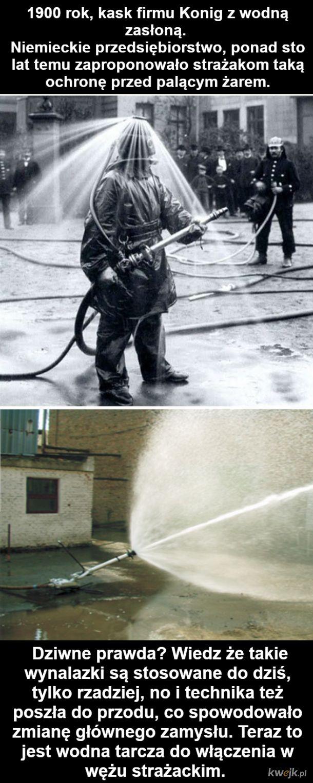 Technologia przeciwpożarowa