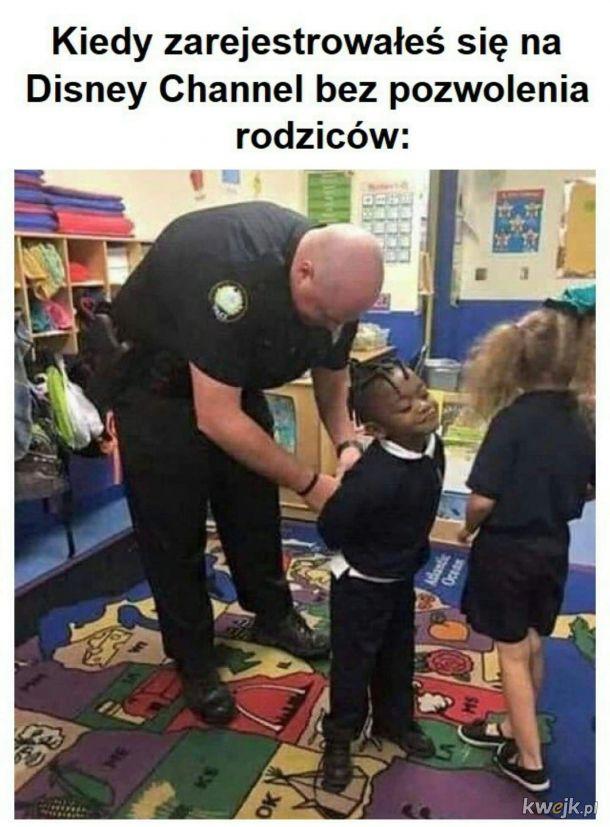 Will be... będziesz zatrzymany!