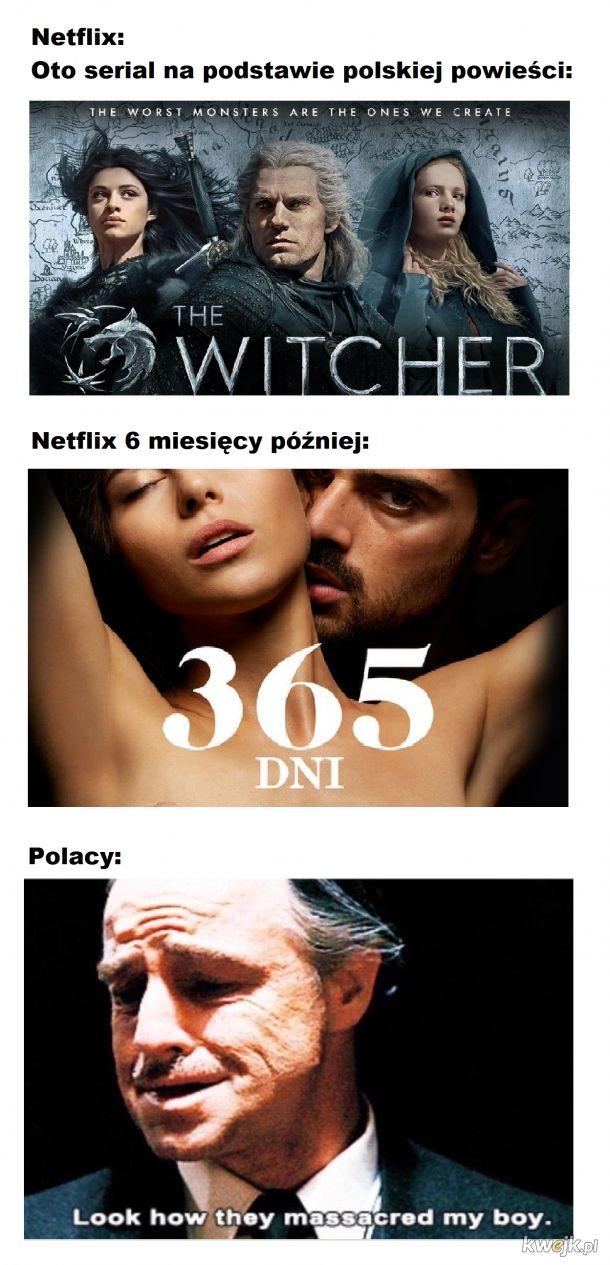 Netflix, dlaczego?