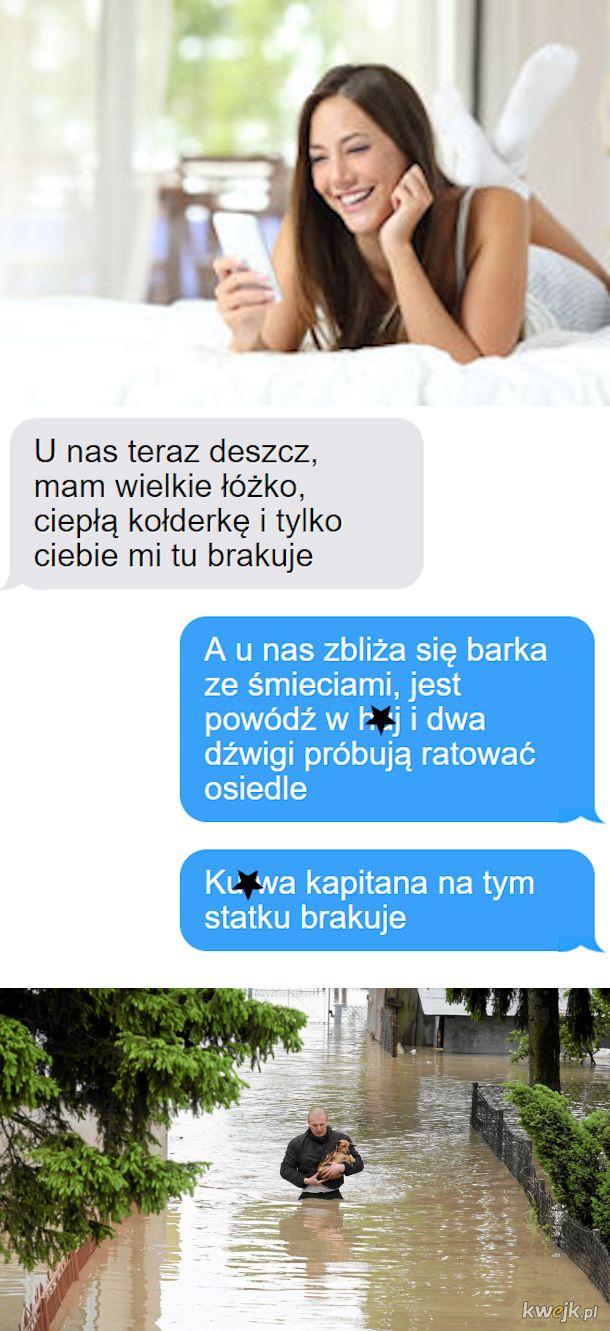 Różne rejony polski