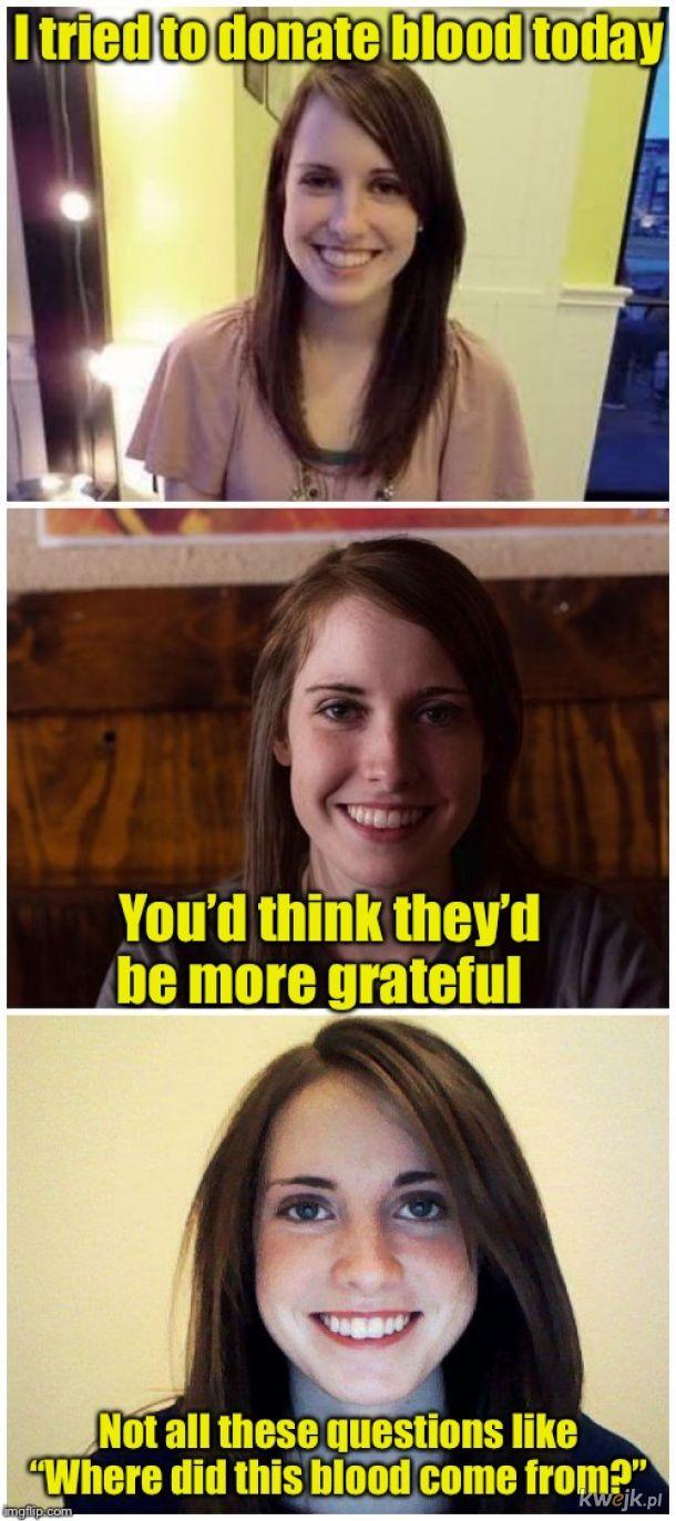 Ludzka wdzięczność