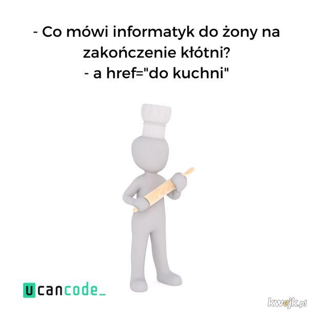 Ah, Ci Informatycy...