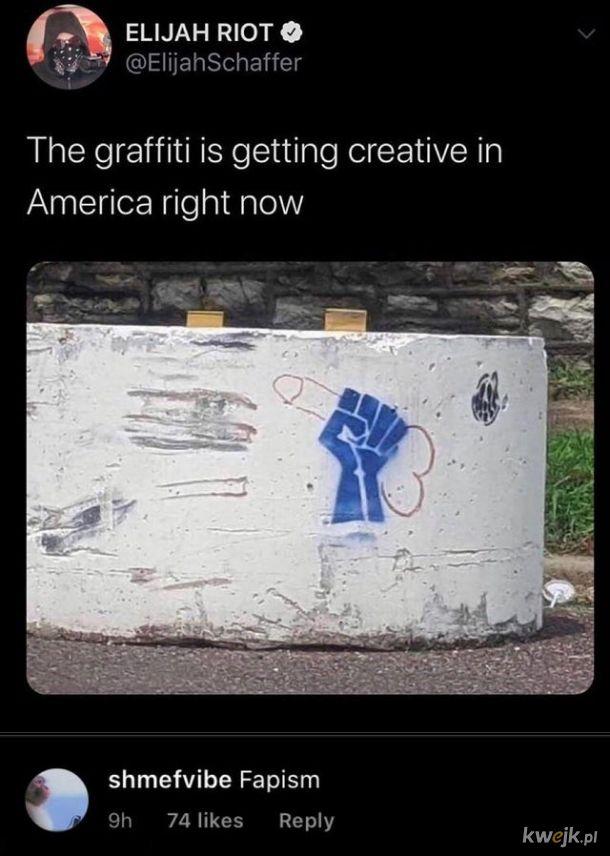 Ciekawe graffiti