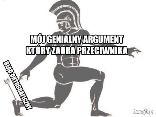 Genialny argument