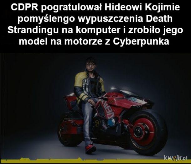 Cdpr i Hideo