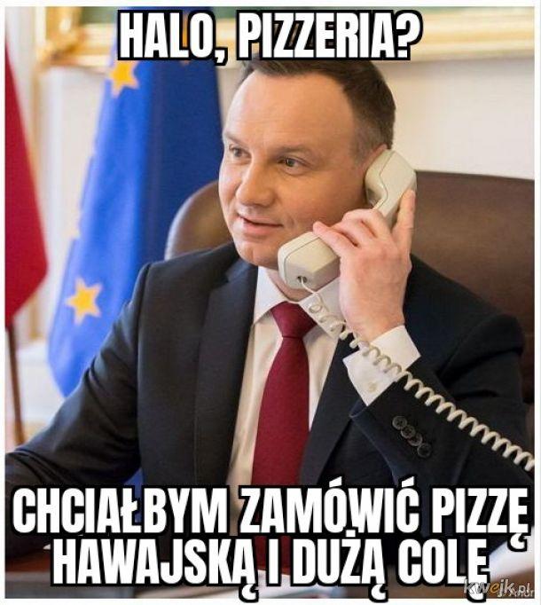 Halo, pizzeria?