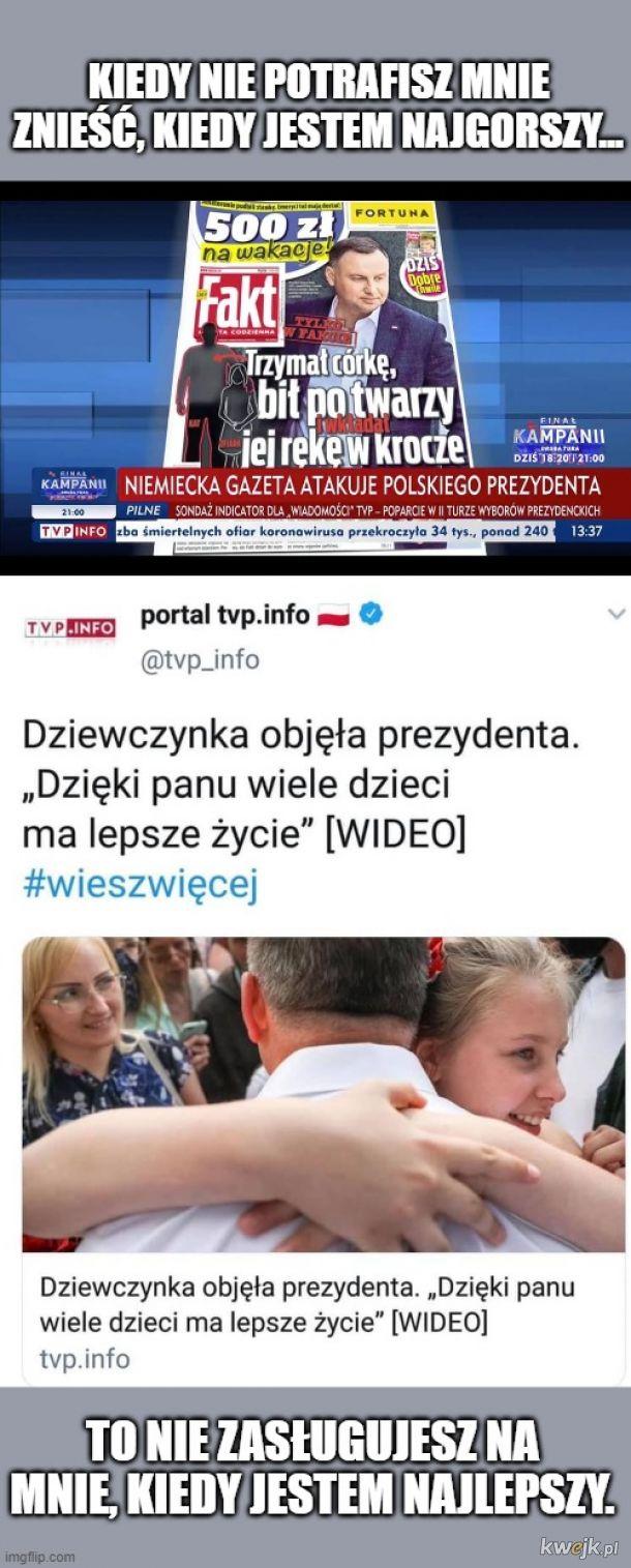 Cześć, Polsko, słabo się znamy, ale...