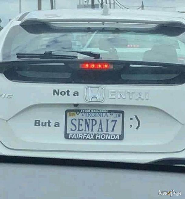 Idealny kierowca nie ist...