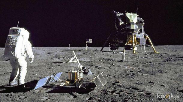 Dziś mija 51. rocznica pierwszego lądowania człowieka na Księżycu