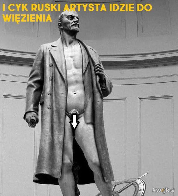 Przearanżowany Lenin