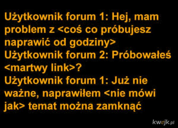 Typowe forum