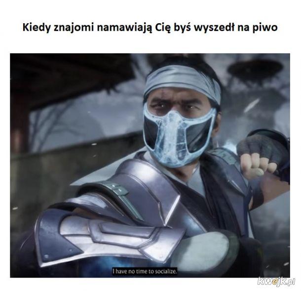 Introwertyzm lvl Grandmaster Sub Zero