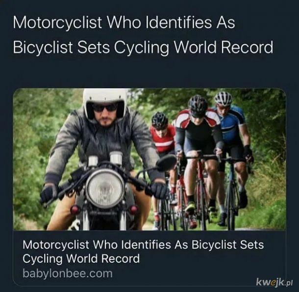 W przyslym roku wystartuje na junaku w Tour de France