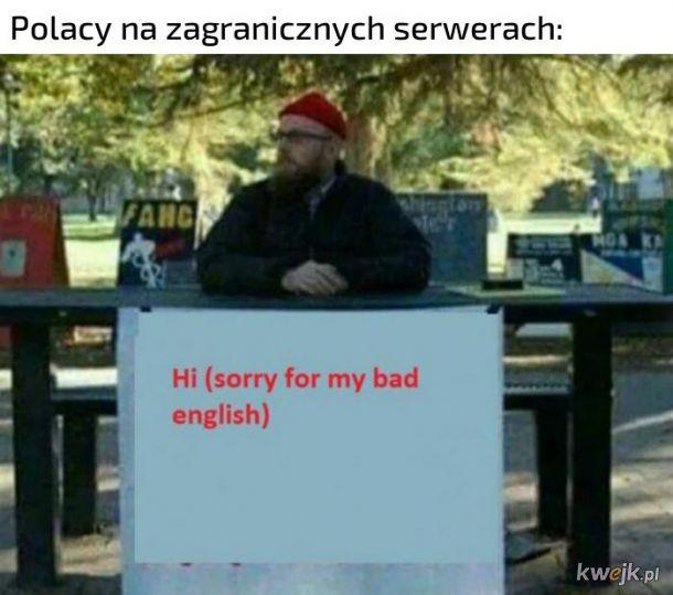 Zagraniczny serwer